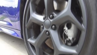 How To Safely Clean Plasti Dipped Wheels On Focus ST