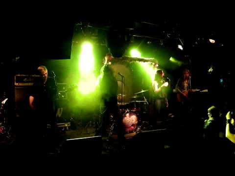 Cardiant - Tomorrow's Daylight @ On The Rocks, Hellsinki 22.12.2012