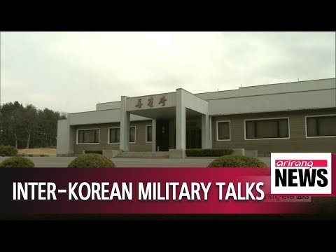 Two Koreas to hold working-level military talks on September 13