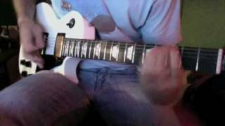 Fade to black guitar