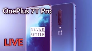OnePlus 7T Pro Launch Event Live