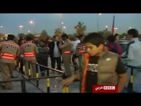 برشلونة الاسباني يلعب في الكويت