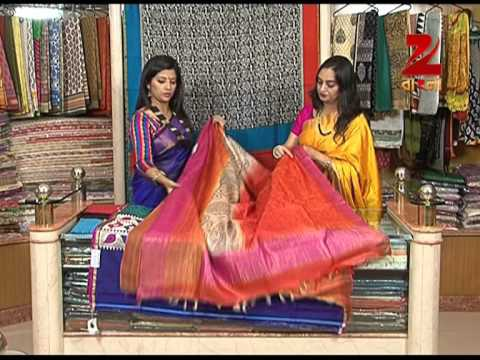 fb0f0d6fd1e86 Indian Silk House exclusive saree collection - YouTube