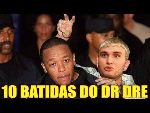 10 Beats do Dr Dre - Rap Cru