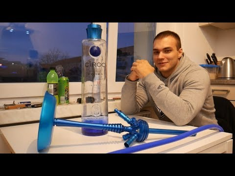 CIROC CUSTOM SHISHA REVIEW