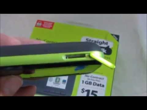 Straight Talk ZTE Z289L Z288L Hotspot Review