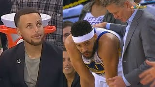 JaVale McGee Tries To Be Stephen Curry & Steve Kerr Humbles Him!