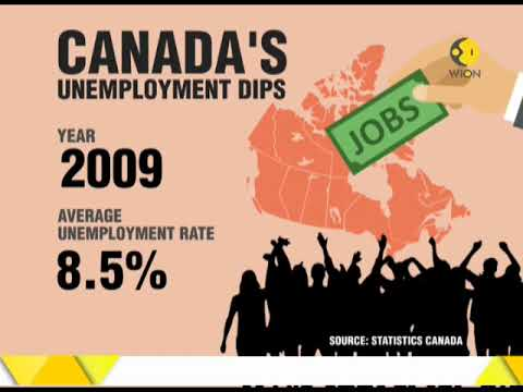 Canada's unemployment rate hits record low of 6.2%