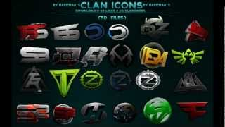 Clan Icon Pack !