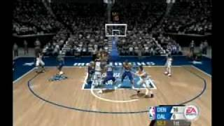 NBA Live 2005 Video Review GameCube, PlayStation 2