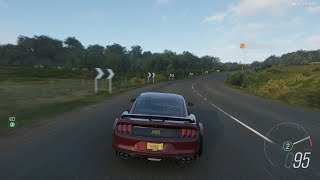 Forza Horizon 4 - 2018 Ford Mustang RTR Spec 5 Gameplay [4K]