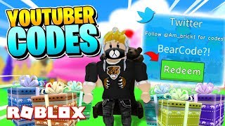 ROBLOX ICE CREAM SIMULATOR CODES: MEINE OWN YOUTUBER CODE & NEW SECRETS IN UPDATE 17