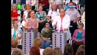 """Марина Девятова в программе """"О самом главном"""""""