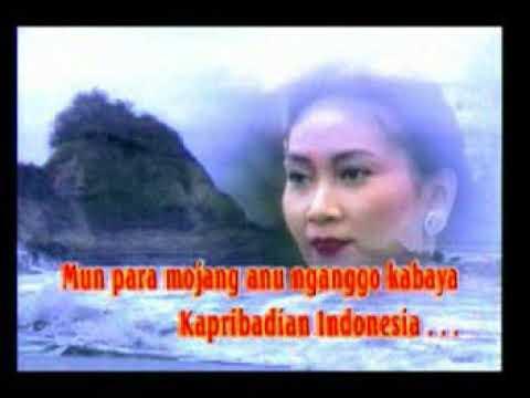 Kabaya Bandung - Nining Meida