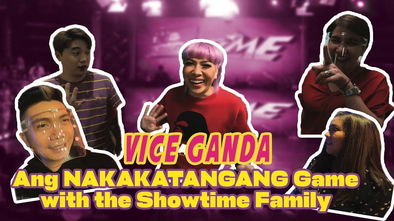 Ang NAKAKATANGANG Game with the Showtime Family