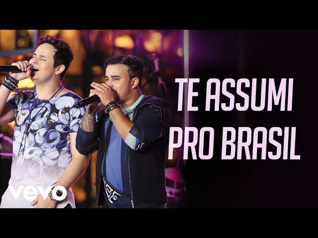 Matheus & Kauan - Te Assumi Pro Brasil – Na Praia 2 / Ao Vivo