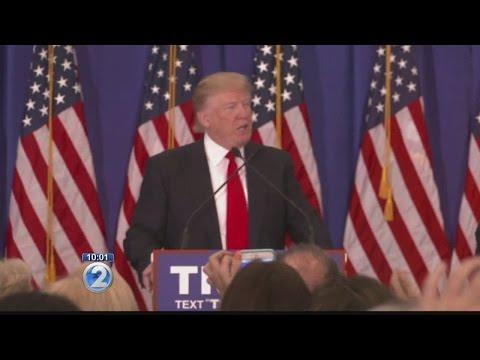 Donald Trump wins Hawaii Republican caucuses