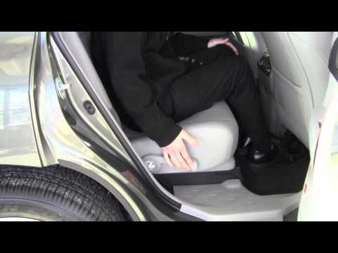 2012 | Toyota | Highlander | Second Row Seat Adjustments | How To By Toyota City Minneapolis MN