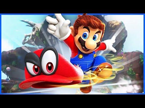 MARO RETURNS!!! | Mario Odyssey Gameplay (Part 1)
