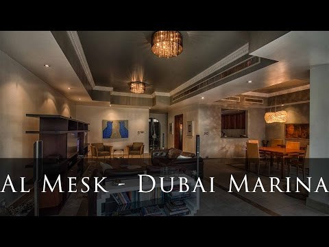 Al Mesk (3 Bed Villa) - Dubai Marina