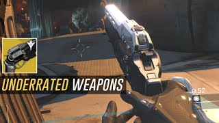 Most Underrated Weapons In Destiny PvP - First Curse