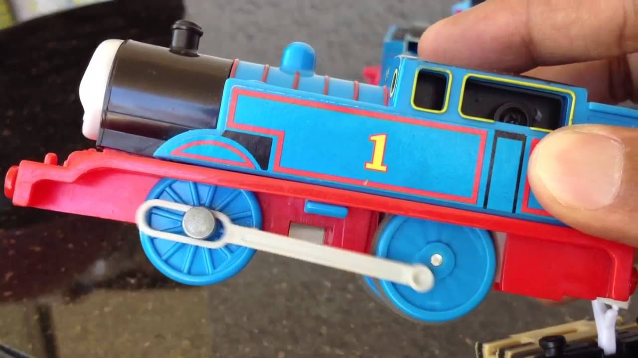 Thomas Trains Of 1985 To 2013 And Friends Character Youtube Lego 5547 Duplo James Celebrates Sodor Day