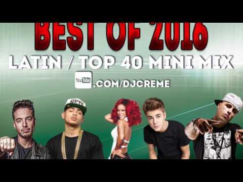 Dj Creme Best of 2016 Mix