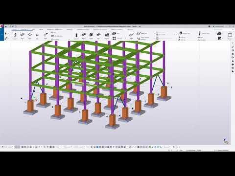 Modelado Magnetico en Tekla Structures