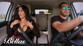 JJ Garcia takes Nikki Bella on a morbid trip to a funeral home: Total Bellas, Sept. 27, 2017