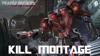 Transformers: War for Cybertron - KomandoUgur Tribute/Kill Montage