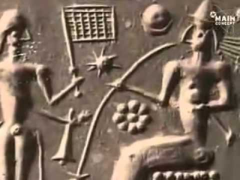 Ancient Aliens and UFOs - Ancient Cave Paintings