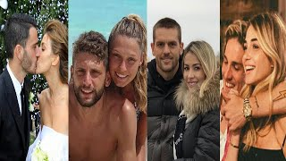 Italy National Football Team Players Hot & Beautiful Wives and Girlfriends 2021 - WAGs.