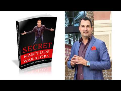 New Book - Secret Habitude Warriors By Erik Swanson