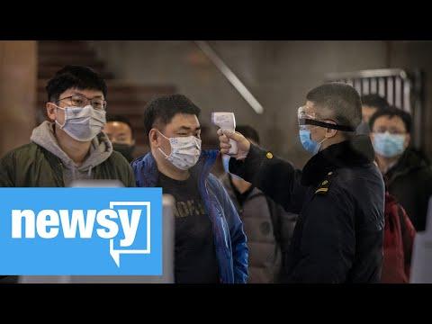 Coronavirus death toll exceeds SARS