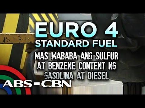 DENR: Euro 4 standard fuel will reduce air pollution