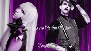"Lady Gaga feat Marilyn Manson ""LoveGame"" Official Remix Versión"