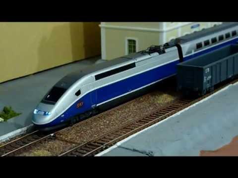 Loksound du tgv duplex vendu par train mod lisme youtube - Oui oui et le train ...