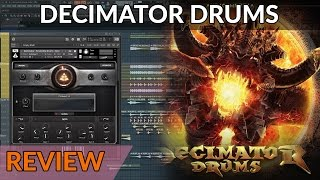Sample Library Review - Audio Imperia Decimator Drums | Trailer Percussion & SFX