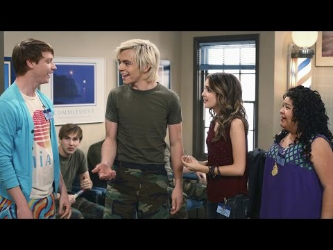 Austin and ally dating