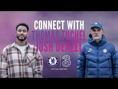Match-day Rituals & Champions League Celebration Plans 👀  Thomas Tuchel & Josh Denzel   Connect With