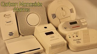 Testing Carbon Monoxide Alarms with Real CO (SOLO C6)
