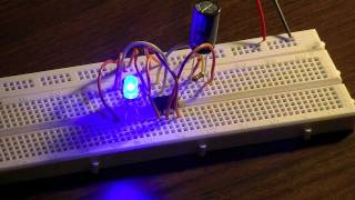 How to Make a Pulsing/Fading LED Circuit