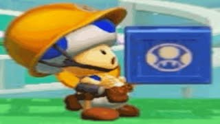 TOAD'S TENTH TRIAL!