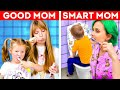 Are You a GOOD MOM or SMART MOM?