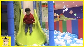 Indoor Playground for Kids and Family Fun Ball Play | MariAndKids Toys