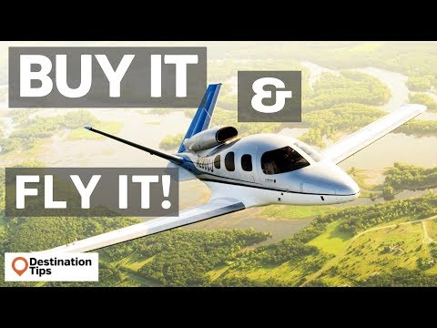 World's Cheapest Private Jet