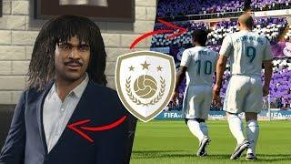 🔥 IKONY W TRYBIE KARIERY 🔥 PORADNIK | FIFA 18 MOD