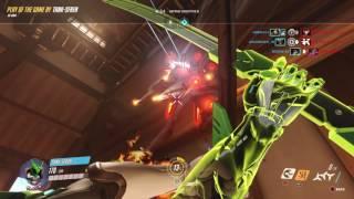 Overwatch PorG 9: Explosive Shutdown.