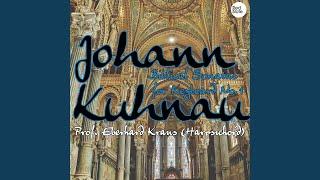 Biblical Sonatas for Keyboard No.1 : The dispute between David and Goliath