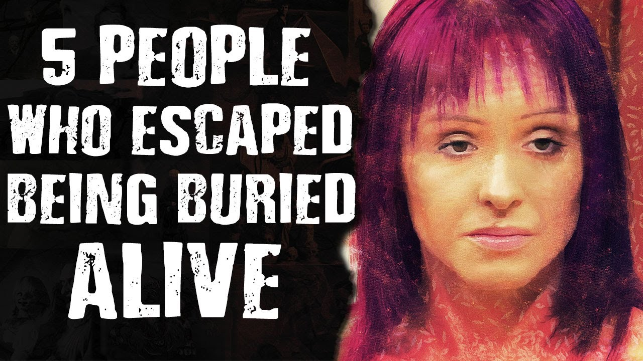Worst Nightmare - 5 People Who Escaped from Being Buried Alive